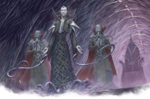 The Daelkyr and their Mindflayers