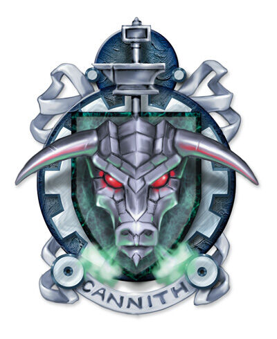 The Seal of Dragonmarked House, House Cannith