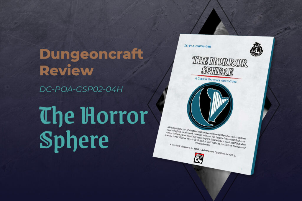 Article Banner for The Horror Sphere