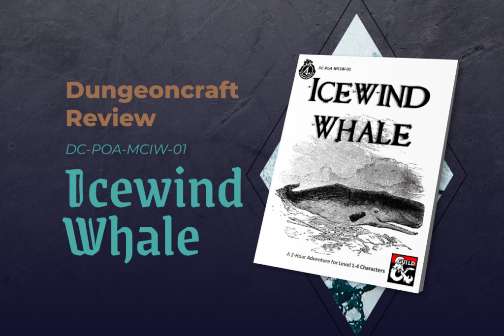 Article Banner for Icewind Whale