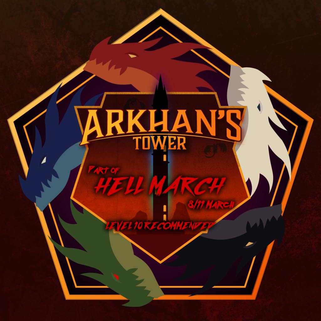 Promo Image for Arkhan's Tower Event