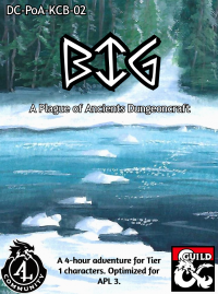 Cover for Big